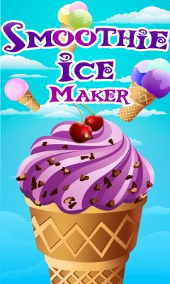Download free mobile game: Smoothie ice maker - download free games for mobile phone