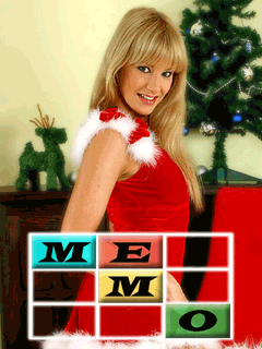 Download free mobile game: Christmas memo: Hard Gordana - download free games for mobile phone