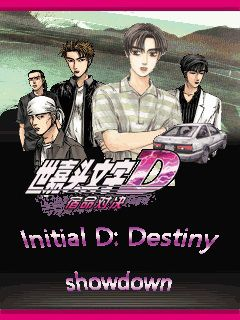 Download free mobile game: Initial D: Destiny showdown - download free games for mobile phone