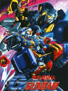 Download free mobile game: G Gundam - download free games for mobile phone