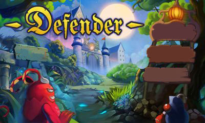 Download free mobile game: Fortress defender - download free games for mobile phone