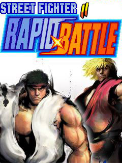 Download free mobile game: Street fighter II: Rapid battle - download free games for mobile phone