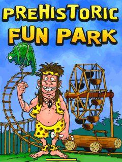 Download free mobile game: Prehistoric fun park - download free games for mobile phone