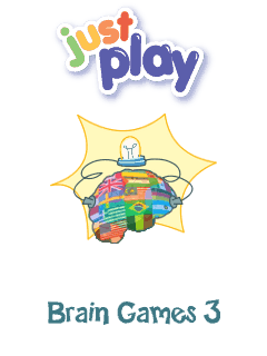 Download free mobile game: Just play: Brain games 3 - download free games for mobile phone
