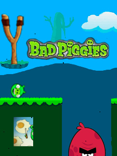 Download free mobile game: Bad piggies: Egg dash - download free games for mobile phone