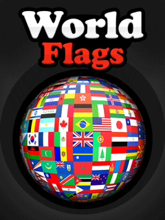 Download free mobile game: World flags - download free games for mobile phone
