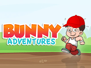 Download free mobile game: Bunny adventures - download free games for mobile phone