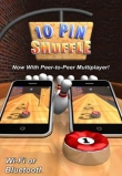 In addition to the game True Skate for iPhone, iPad or iPod, you can also download 10 Pin Shuffle (Bowling) for free