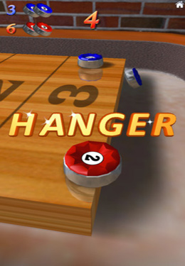 Screenshots of the 10 Pin Shuffle (Bowling) game for iPhone, iPad or iPod.