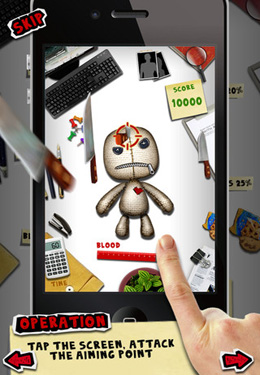 Screenshots of the 1 Minute To Kill Him game for iPhone, iPad or iPod.