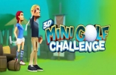 In addition to the game Bowling Game 3D for iPhone, iPad or iPod, you can also download 3D Mini Golf Challenge for free