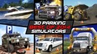 In addition to the game Trainz Driver - train driving game and realistic railroad simulator for iPhone, iPad or iPod, you can also download 3D Parking simulator compilation: Best of 2014 for free
