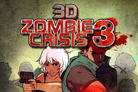 Download 3D Zombie crisis 3 iPhone free game.
