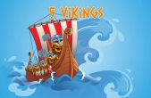 In addition to the game TurboFly for iPhone, iPad or iPod, you can also download 5 Vikings for free