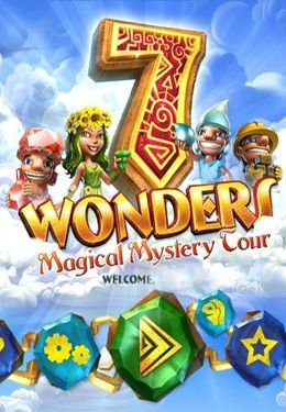 Screenshots of the 7 Wonders: Magical Mystery Tour game for iPhone, iPad or iPod.