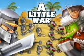 Download A little war iPhone free game.