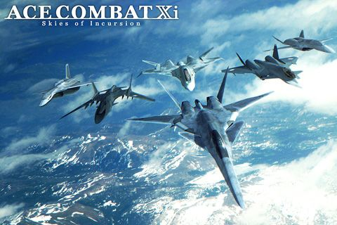 Download Ace combat Xi: Skies of incursion iPhone free game.