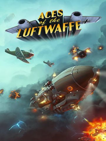 Download Aces of the Luftwaffe iPhone free game.