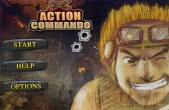 In addition to the game Infinity Blade for iPhone, iPad or iPod, you can also download Action Commando for free