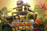 In addition to the game Noble Nutlings for iPhone, iPad or iPod, you can also download Action of mayday: Zombie world for free