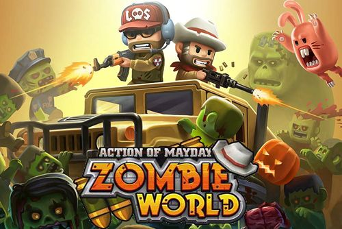 Download Action of mayday: Zombie world iPhone free game.