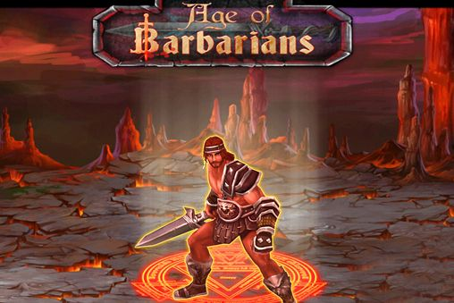 Download Age of barbarians iPhone free game.