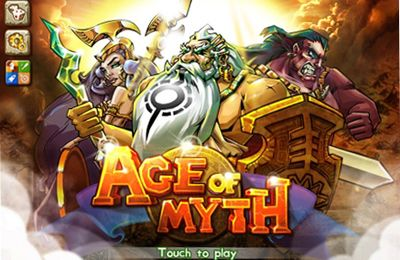 Screenshots of the Age of Myth game for iPhone, iPad or iPod.