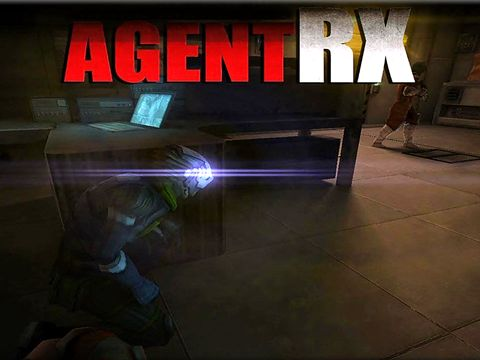 Screenshots of the Agent RX game for iPhone, iPad or iPod.
