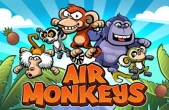 In addition to the game Zombie Scramble for iPhone, iPad or iPod, you can also download Air Monkeys for free
