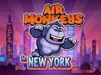 In addition to the game Call of Duty: Strike Team for iPhone, iPad or iPod, you can also download Air monkeys in New York for free