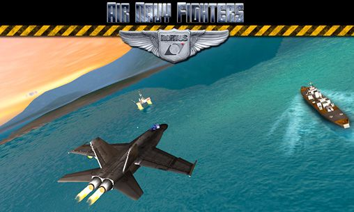 Screenshots of the Air navy fighters game for iPhone, iPad or iPod.
