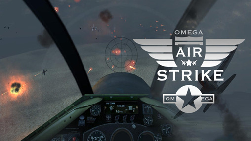 Download Air strike: Omega iPhone free game.