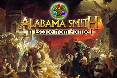 Screenshots of the Alabama Smith in escape from Pompeii game for iPhone, iPad or iPod.