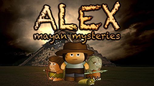 Download Alex: Mayan mysteries iPhone free game.