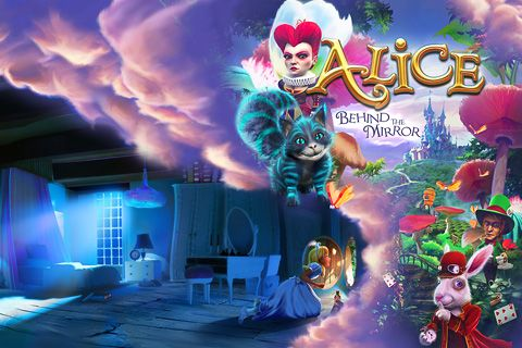 Download Alice: Behind the mirror iPhone free game.