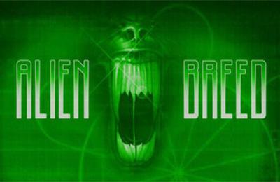 Alien Breed - iPhone game screenshots. Gameplay Alien Breed.