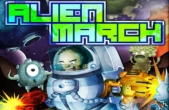 In addition to the game Terminator Salvation for iPhone, iPad or iPod, you can also download Alien March for free