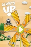 In addition to the game Let's Golf! 3 for iPhone, iPad or iPod, you can also download Always Up! Pro for free