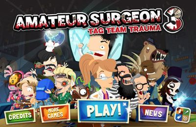 Download Amateur Surgeon 3 iPhone free game.