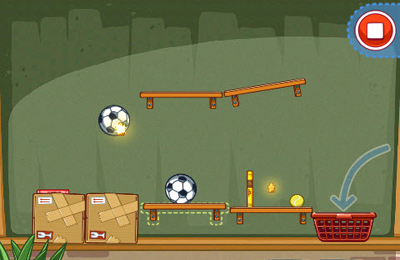 Screenshots of the Amazing Alex game for iPhone, iPad or iPod.