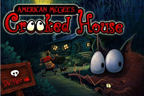 Download American McGee's: Crooked house iPhone free game.