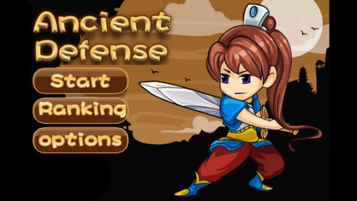 Screenshots of the Ancient defense game for iPhone, iPad or iPod.