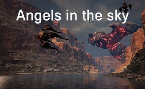Download Angels in the sky iPhone free game.