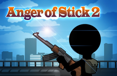 Screenshots of the AngerOfStick 2 game for iPhone, iPad or iPod.