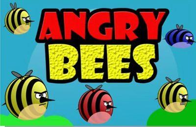 Download Angry Bees iPhone free game.