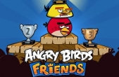 In addition to the game Slender man: Origins for iPhone, iPad or iPod, you can also download Angry Birds Friends for free