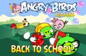 In addition to the game F1 2011 GAME for iPhone, iPad or iPod, you can also download Angry Birds goes back to School for free