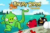 In addition to the game Escape Bear – Slender Man for iPhone, iPad or iPod, you can also download Angry Birds Seasons: Water adventures for free