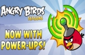 In addition to the game  for iPhone, iPad or iPod, you can also download Angry Birds Seasons: with power-ups for free