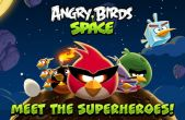 In addition to the game Snail Bob for iPhone, iPad or iPod, you can also download Angry Birds Space for free